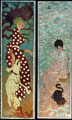 Bonnard: Women, 1891 Poster by Granger