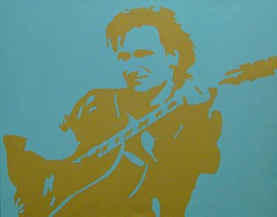 Bono Poster by Doran Connell