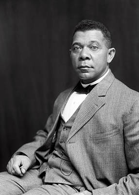 Booker T. Washington  1899 Poster