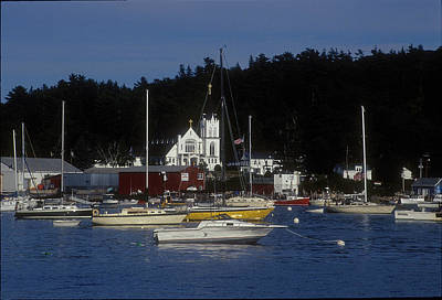 Boothbay Harbor Maine 2 Poster