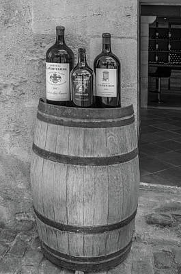 Bordeaux Winery Poster