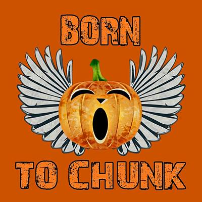 Born To Chunk Poster