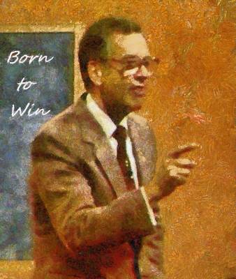 Born To Win Poster