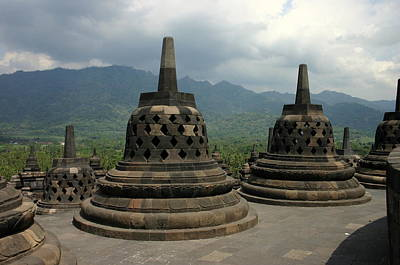 Borobudur Poster by Eye Contact