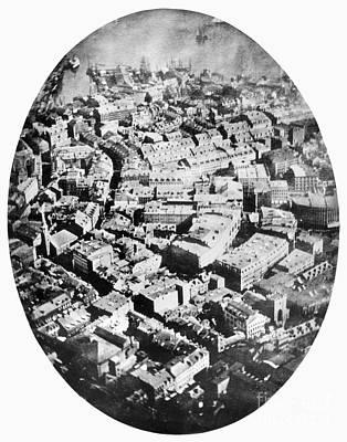 Boston 1860 Poster