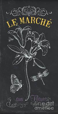 Botanique 3 Poster by Debbie DeWitt