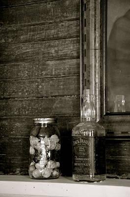 Bottle Of Bygone Poster
