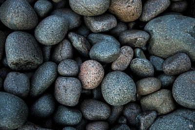 Boulder Beach Rocks Poster