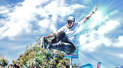Bowlriders, Skateboarder Poster