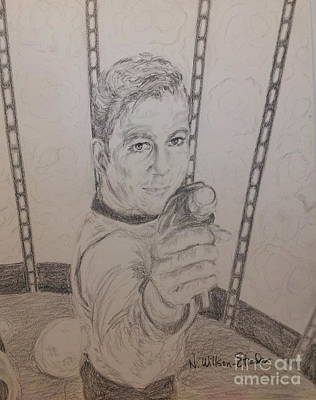 Brave Kirk Poster