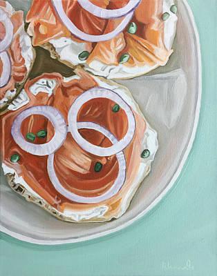 Breakfast Delight Poster