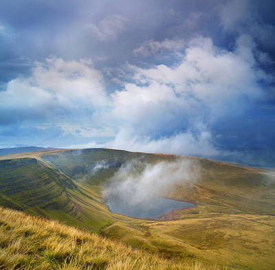 Brecon Beacons National Park 3 Poster