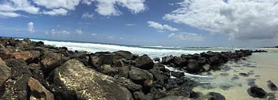 Brenneke Beach Kauai Poster