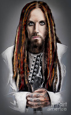 Brian Welch Poster
