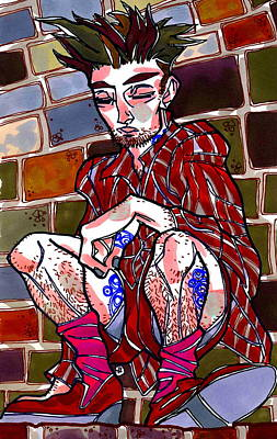 Brick Boy Poster