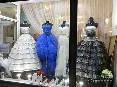 Bridal Fashion Of St. Petersburg Poster