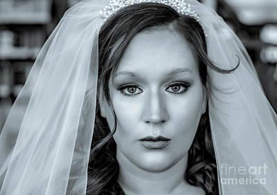 Bridal Intensity  Poster