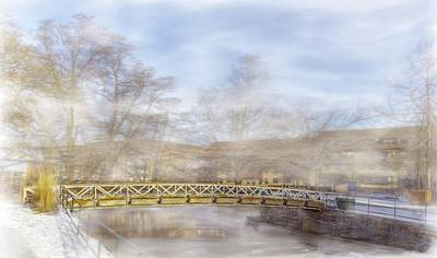 Bridge 2 Poster by Leif Sohlman