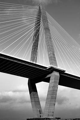 Bridge Poster by Evan Carroll