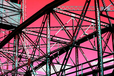 Bridge  Frame -  Ver. 10 Poster