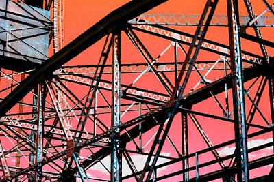 Bridge  Frame -  Ver. 11 Poster