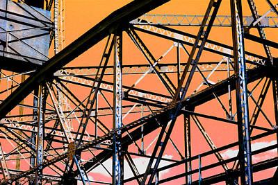Bridge  Frame -  Ver. 12 Poster