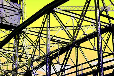 Bridge  Frame -  Ver. 2 Poster
