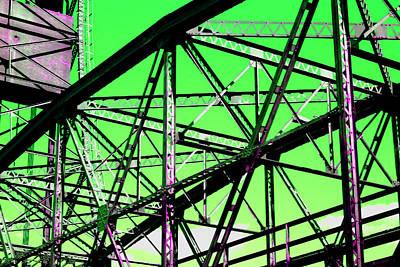 Bridge  Frame -  Ver. 3 Poster