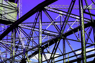 Bridge  Frame -  Ver. 6 Poster