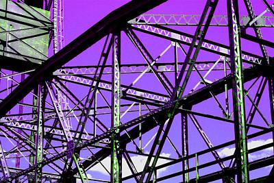 Bridge  Frame -  Ver. 7 Poster