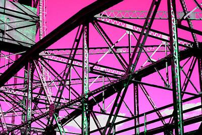 Bridge  Frame -  Ver. 9 Poster