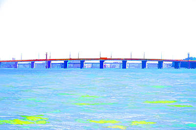 Bridge Poster by Lanjee Chee