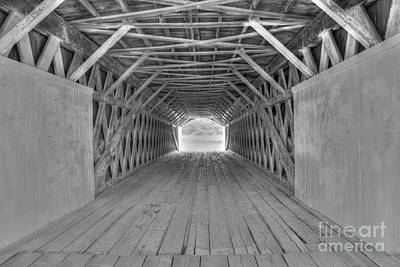 Bridges Of Madison County Poster by David Bearden