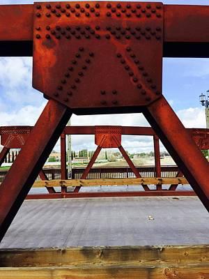 Bridging The Gap Poster