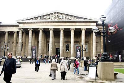 British Museum 3752 Poster