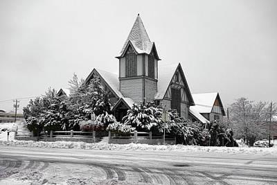 Broadway Church Spokane Poster