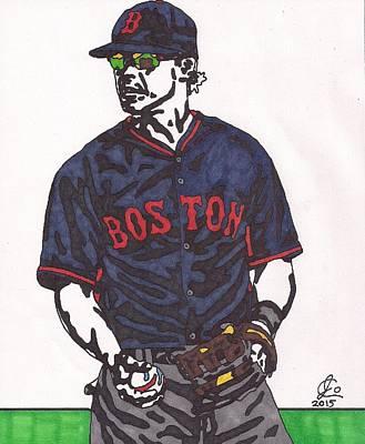 Brock Holt 1 Poster