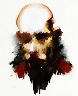 Broken Poster by Ian MacQueen