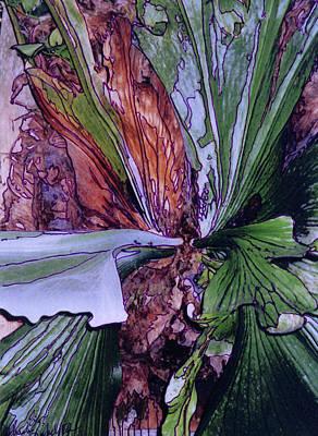 Bromeliad #2 Poster