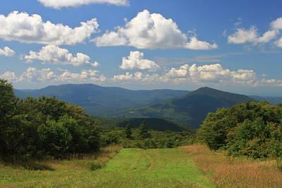 Bromley Mountain Vermont Appalachian Trail Poster