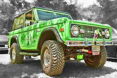Bronco 1 Poster