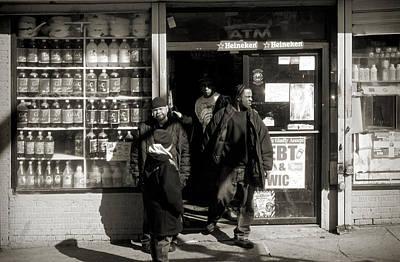 Bronx Scene Poster