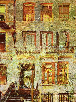 West Side Van Gogh Poster by Tony Rubino