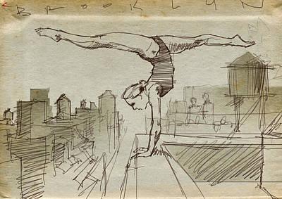 Brooklyn Balance Poster
