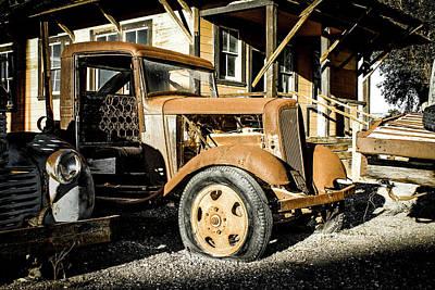 Vintage 1935 Chevrolet Poster