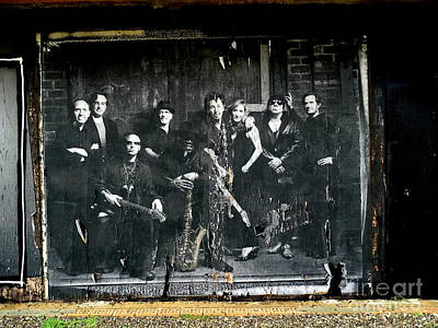 Bruce And The E Street Band Poster