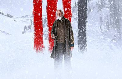 Bruce Dern The Hateful Eight Poster by Movie Poster Prints
