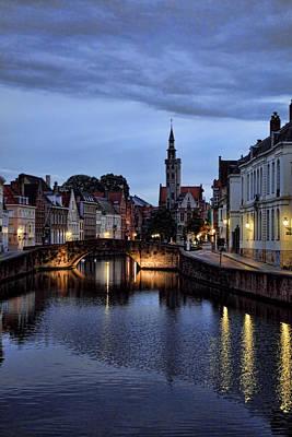 Bruges 02 Poster by James Bond