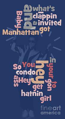 Bruno Mars. Can You Order The Words? Can You Sort The Lyrics? Poster