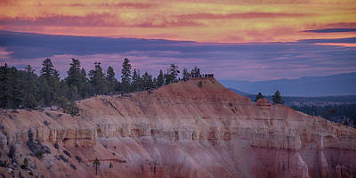 Bryce Canyon Poster by Jim Cook